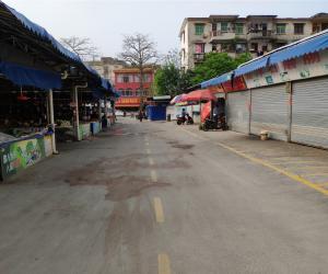 位于肇庆市端州区38区厂排街6号、白沙路东地块北侧部分土地租赁权拍卖会