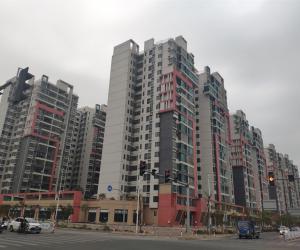尚东康城商住小区第20至23幢首层共40卡商铺整体招租项目第二次挂牌暨电子竞价公告
