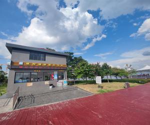 肇庆新区砚阳湖内的售卖亭及移动餐车的租赁权拍卖公告